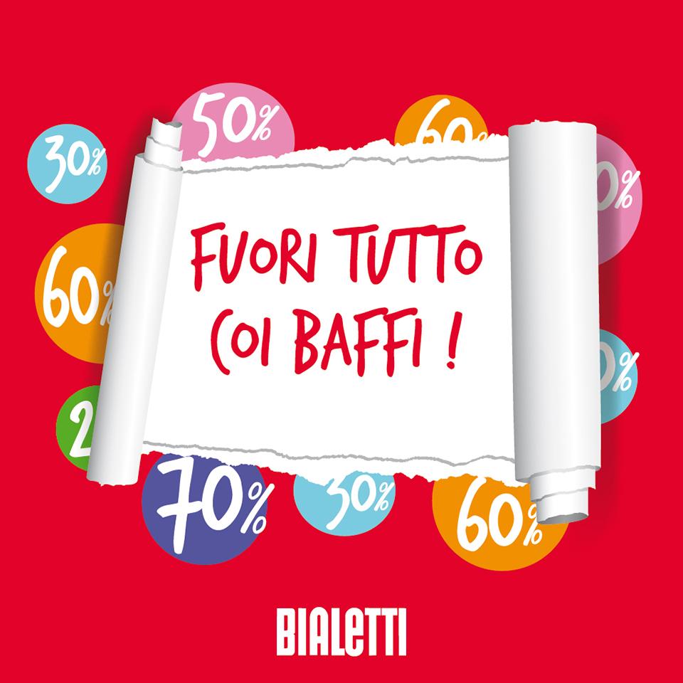 Bialetti - Fuori Tutto coi Baffi!