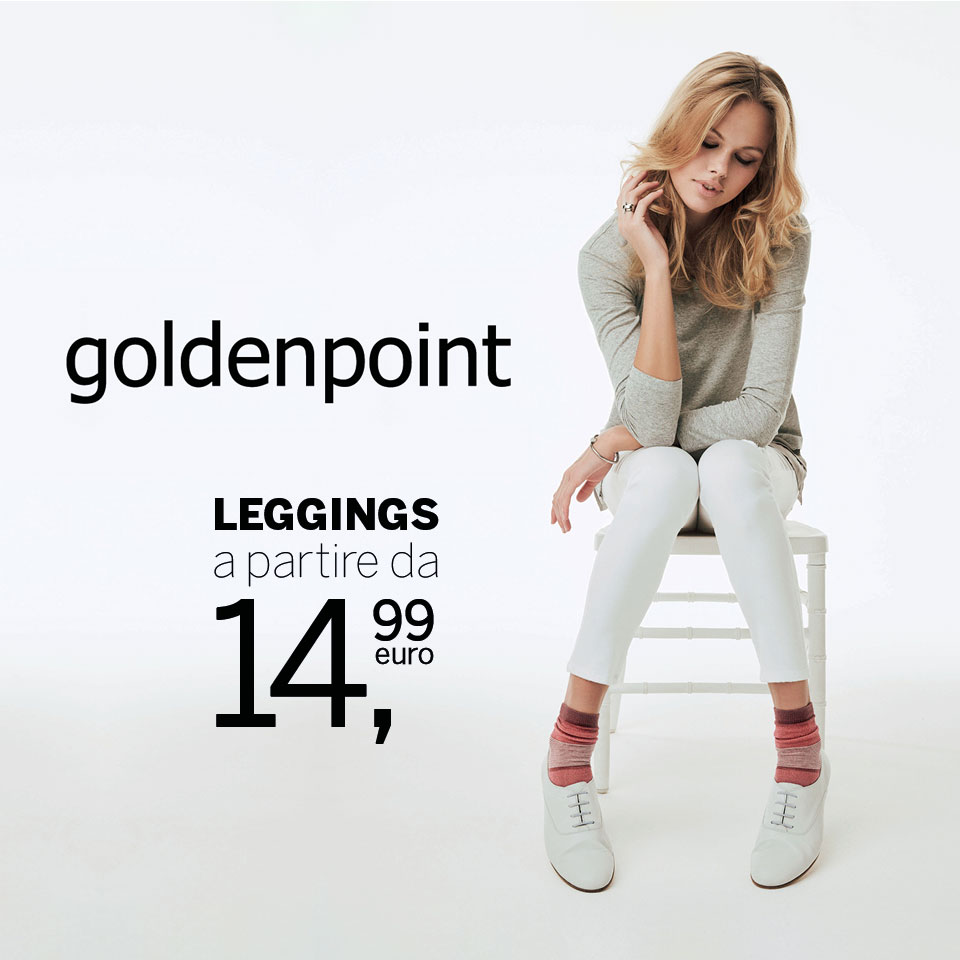 Goldenpoint loving leggings