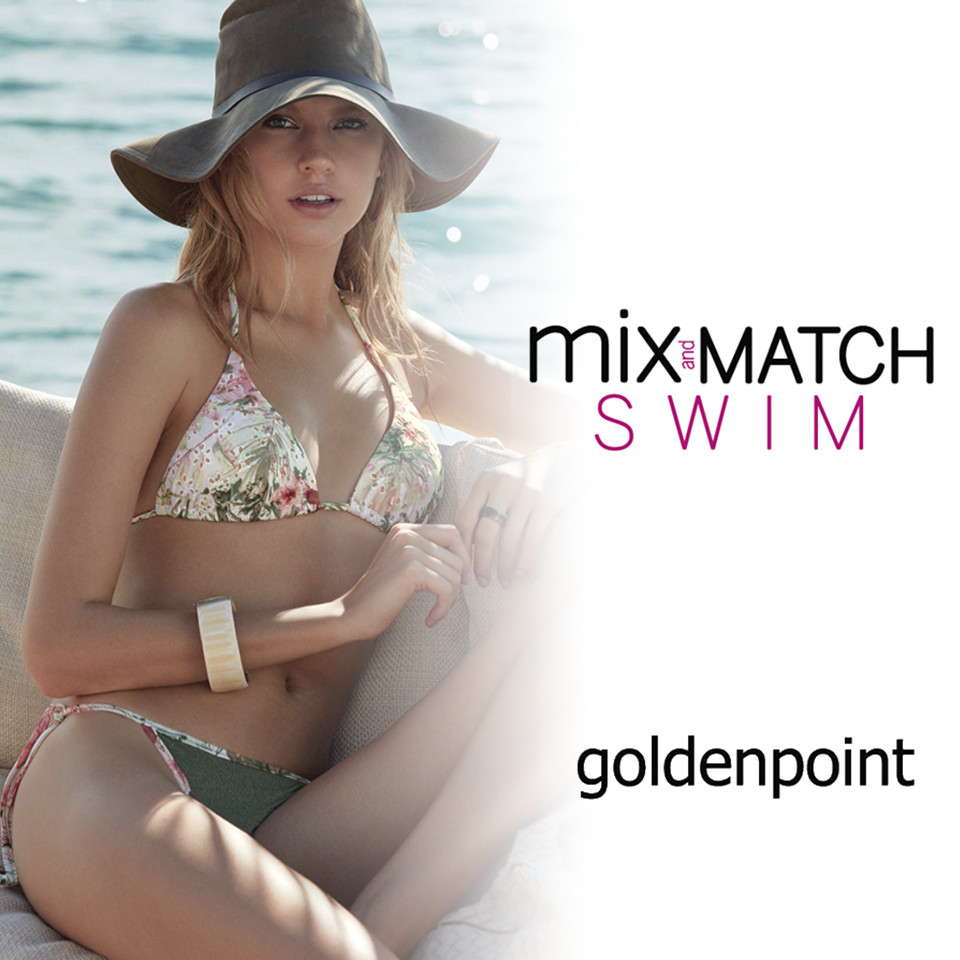 MIX & MATCH SWIM - Goldenpoint