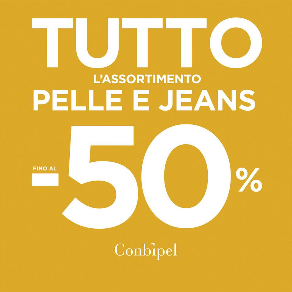 Promo Pelle & Jeans - Conbipel