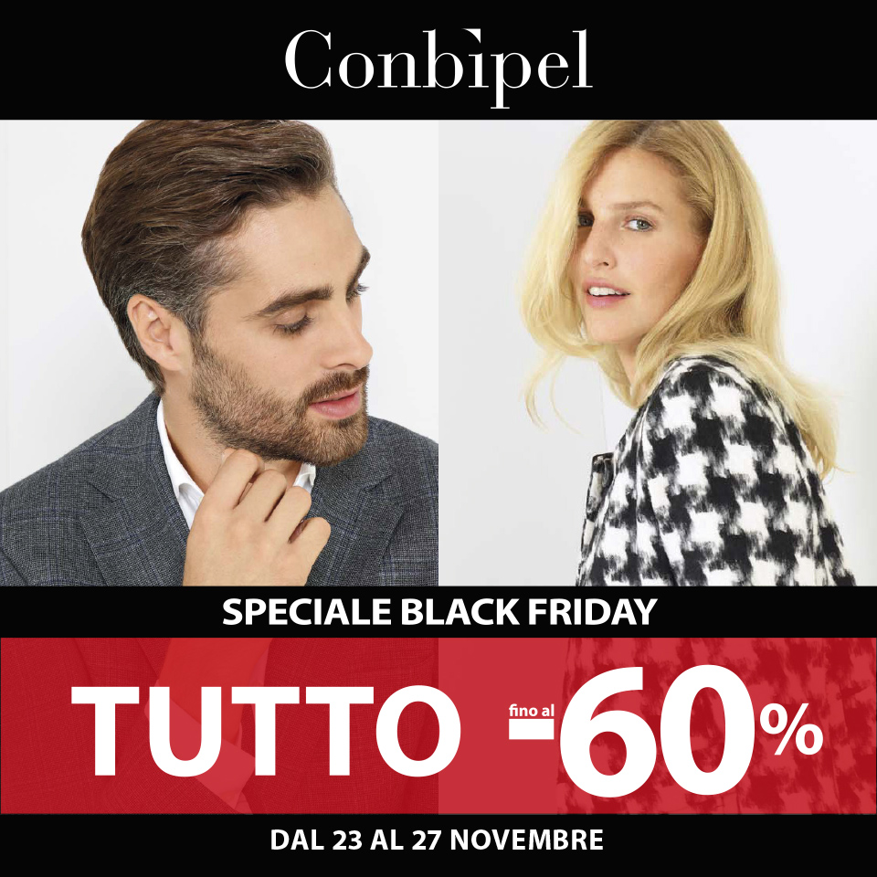 Black Conbipel Friday