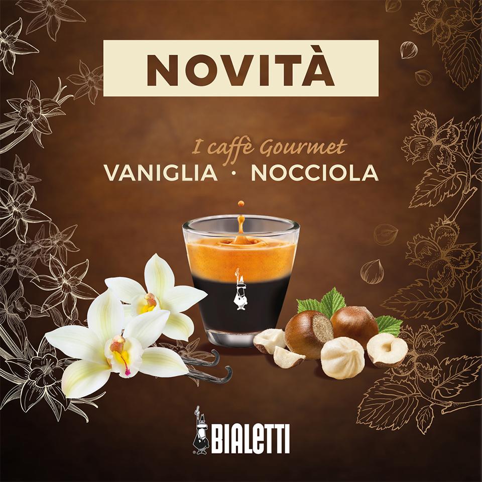Novità Bialetti caffè gourmet