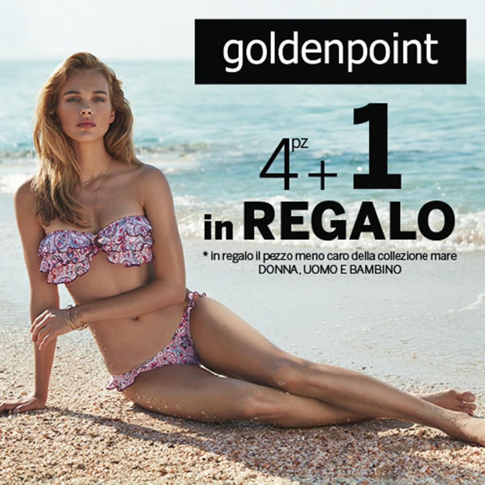 4 più 1 Goldenpoint