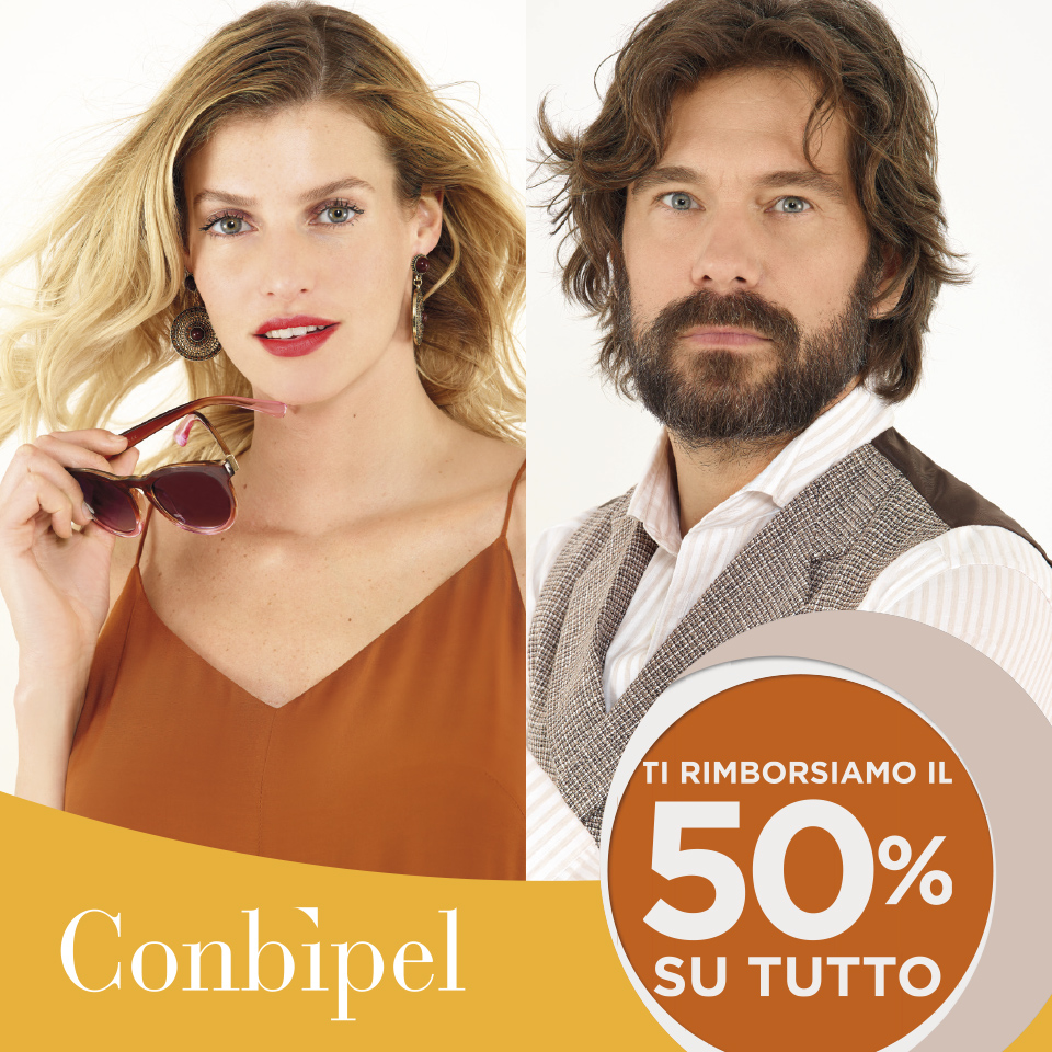 Conbipel 50% Back