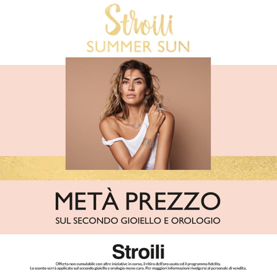 STROILI SUMMER SUN – META' PREZZO