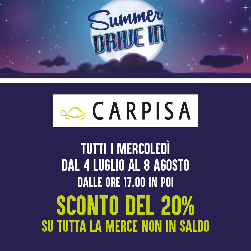 Drive-in Carpisa