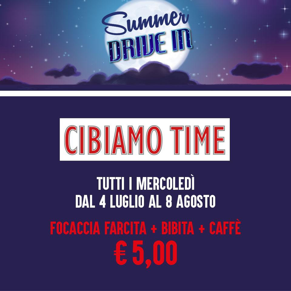 Drive-in Cibiamo Time