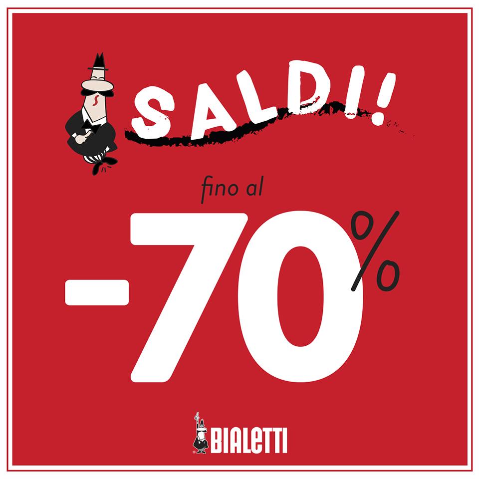 Saldi Bialetti Store