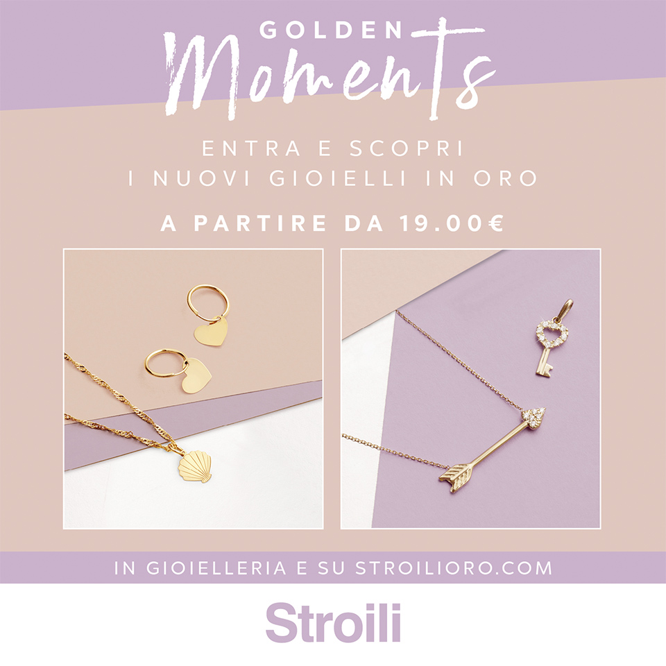 Golden Moments Stroili