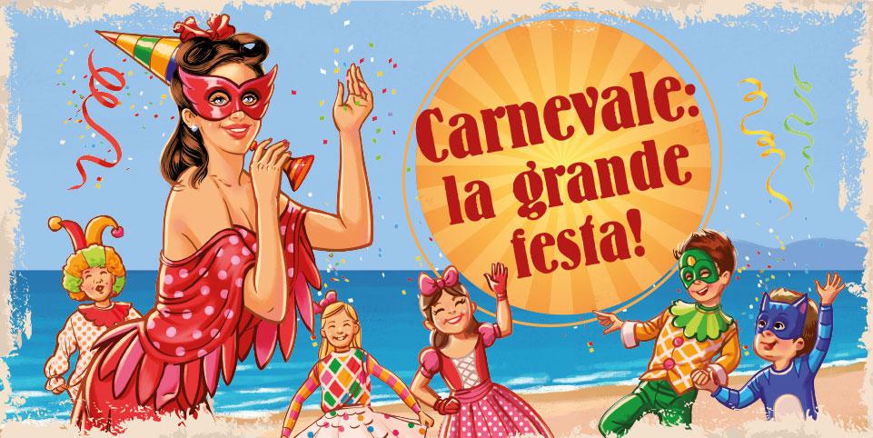 Carnevale 2019 al Maestrale
