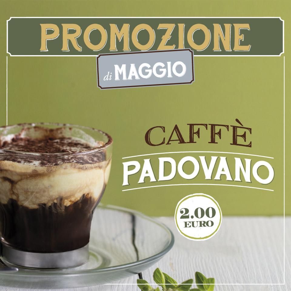 Cibiamo Time Caffè del mese MAGGIO 2019