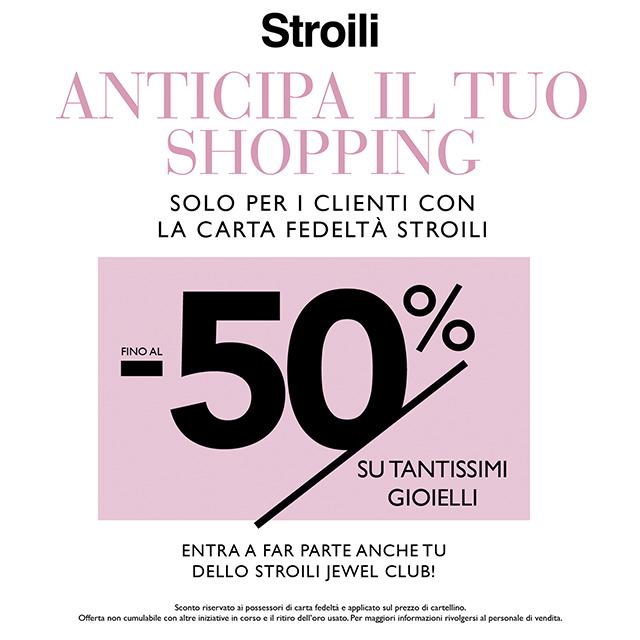 Stroili Jewel Card