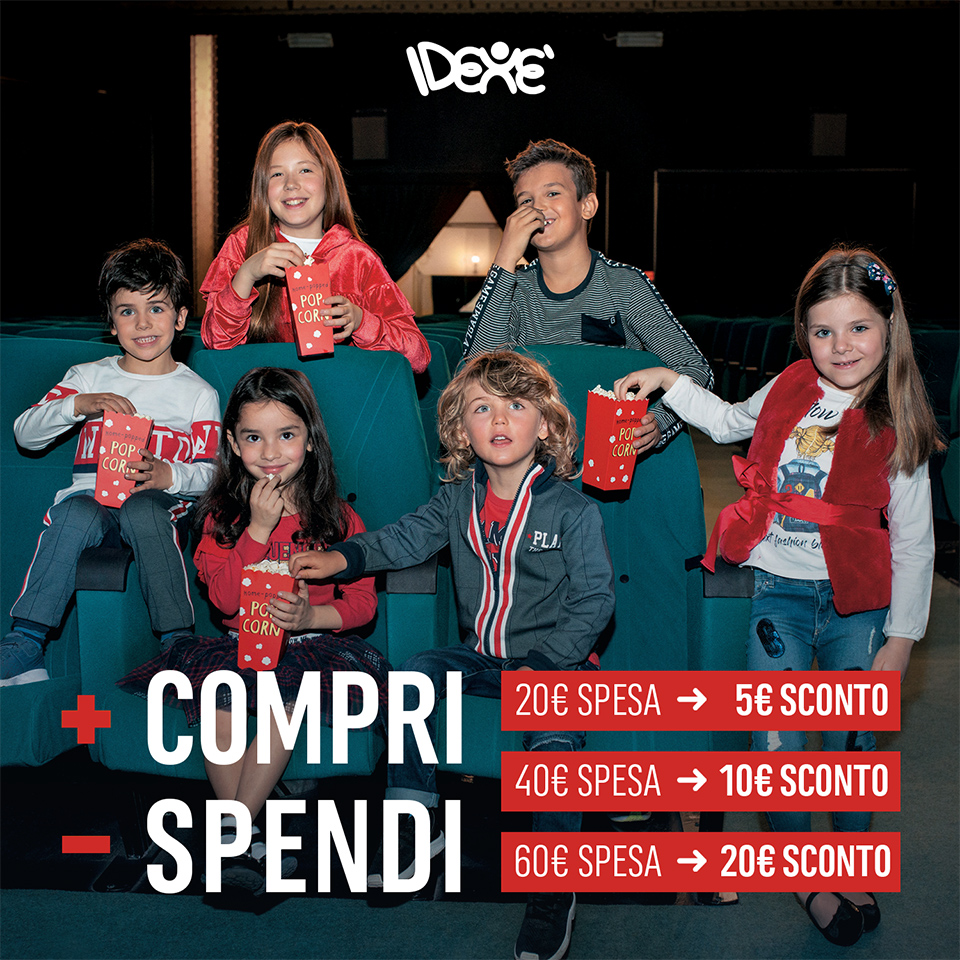 Più compri meno spendi - Idexé