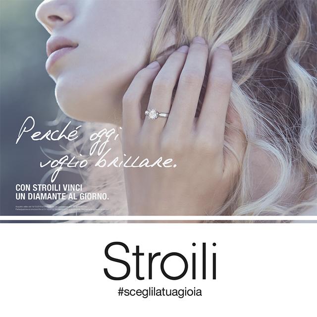 Vinci un diamante al giorno Stroili