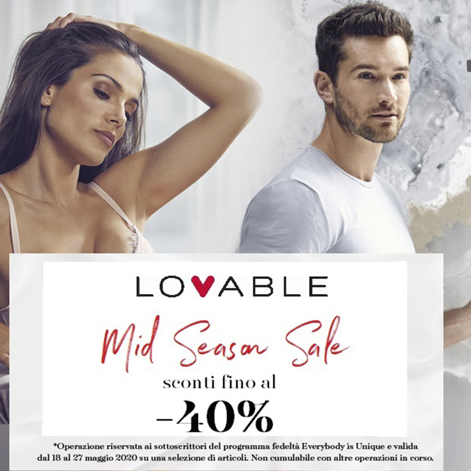 Lovable mid season sale
