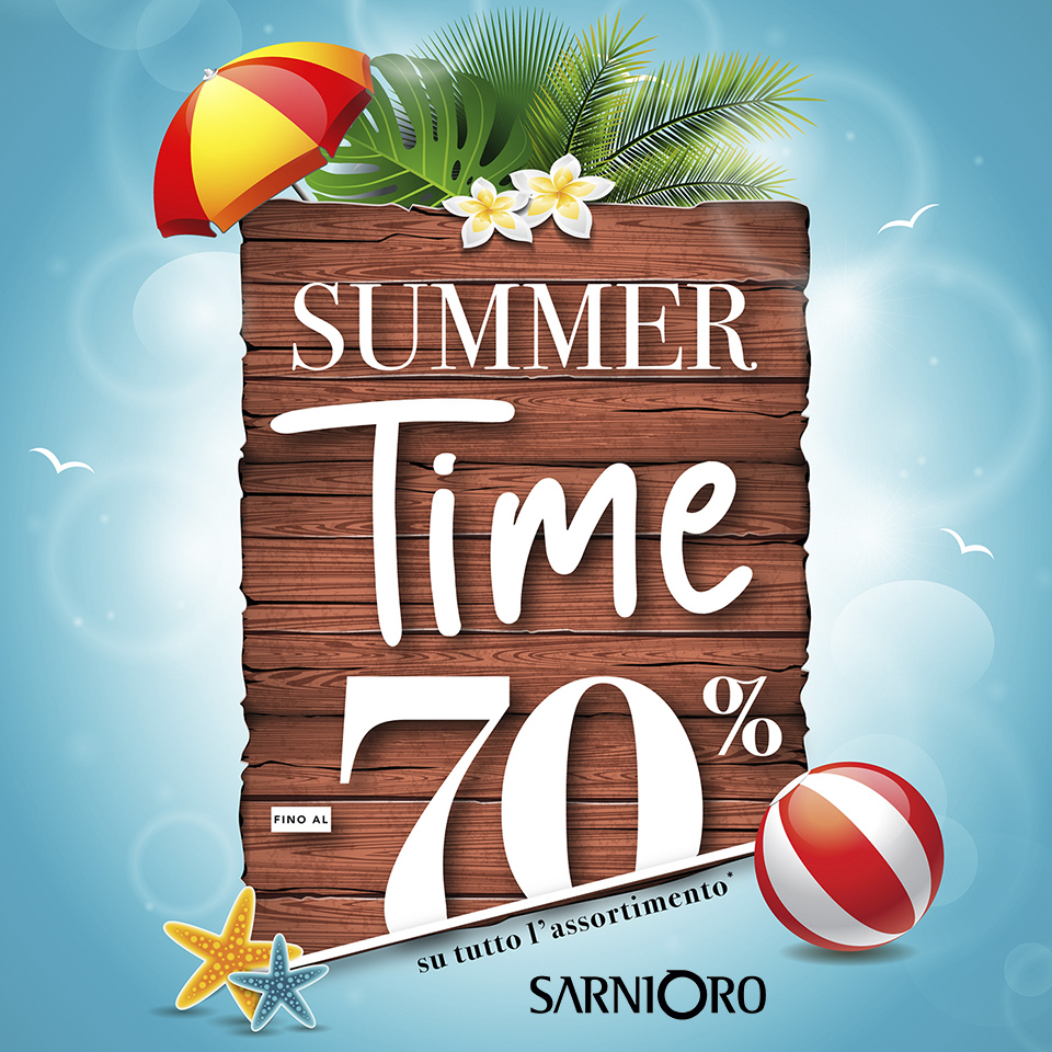 Summer Time Sarni Oro 2020