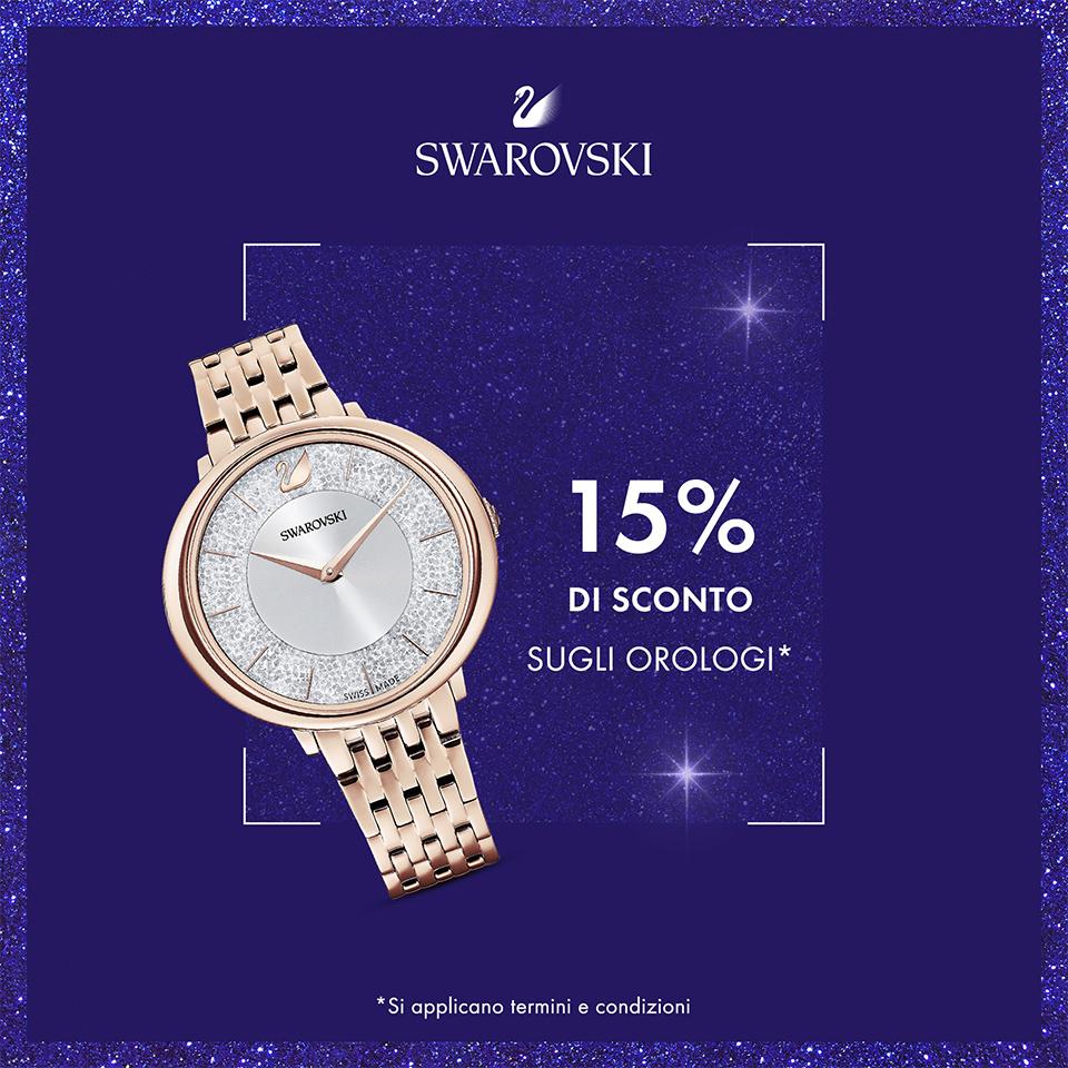 Swarovski Watch Lovers Weeks