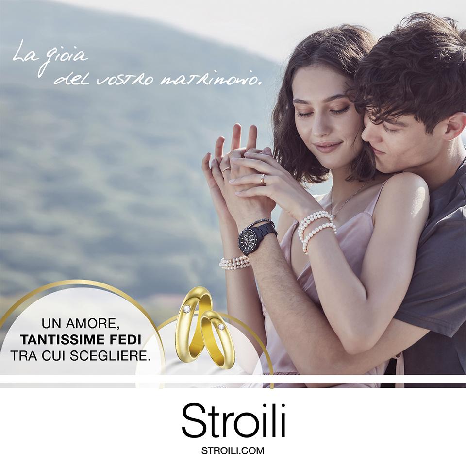 La gioia del vostro matrimonio Stroili