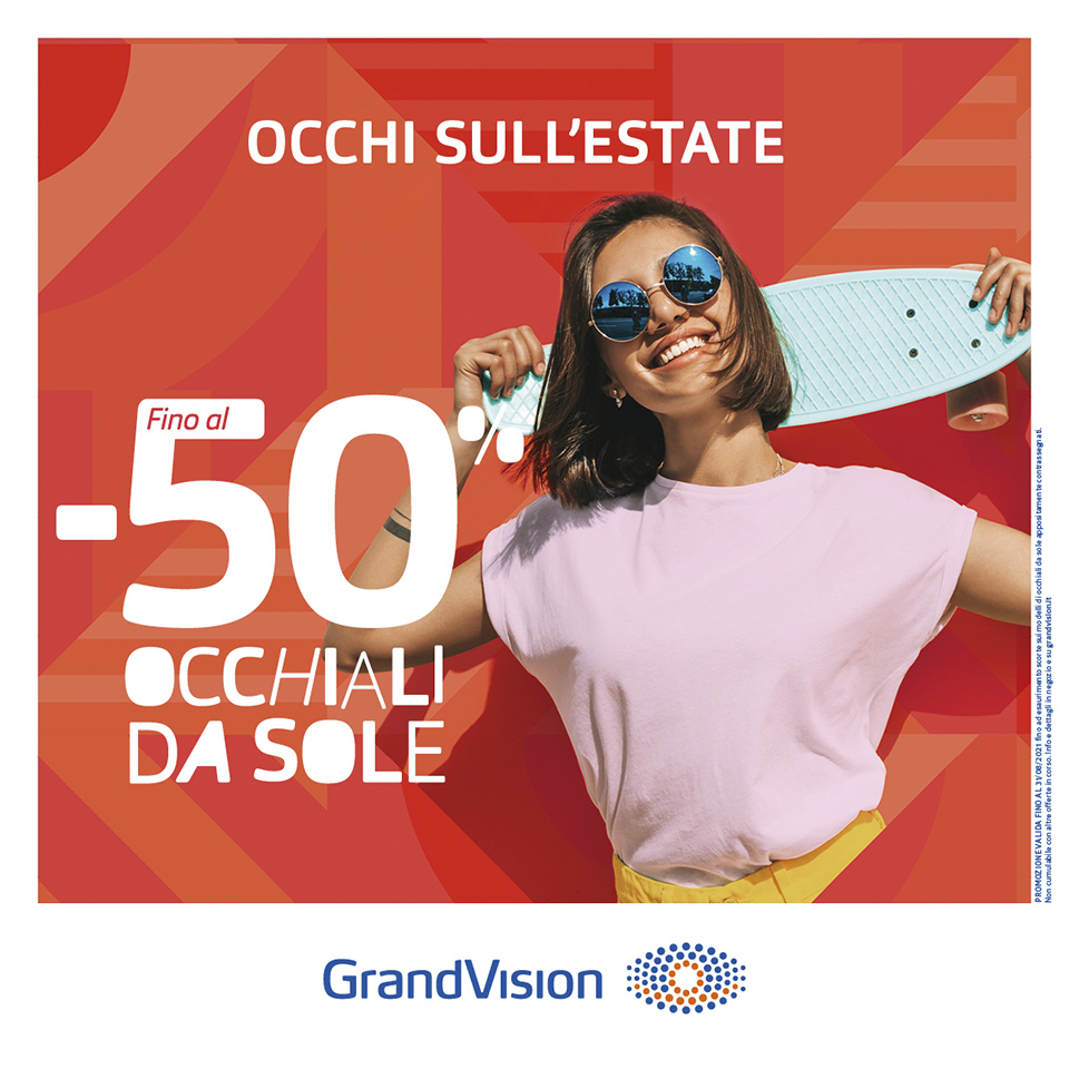 Summer sale Grand Vision 2021